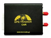 GPS TRACKER CAR